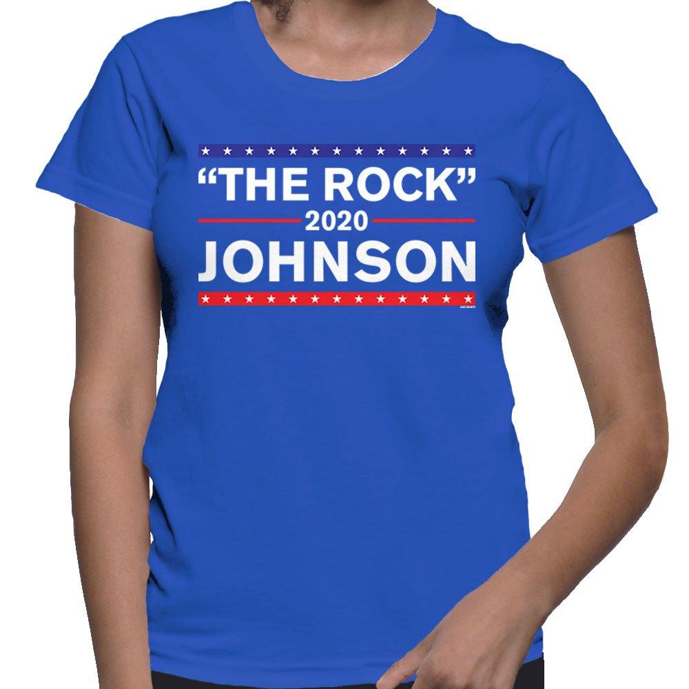 The Rock Johnson 2020 T Shirt 1421