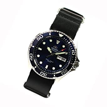 Orient Ray Ii Deep Blue Diver Men S Watch Automatic Diving Watch