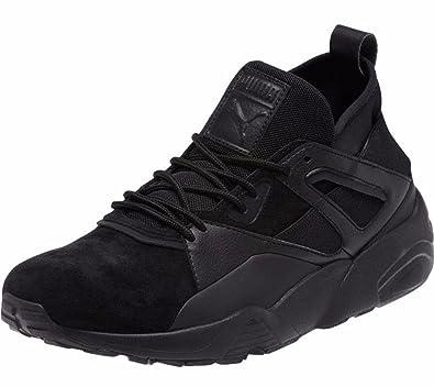 Puma Bog Sock Jr, Sneakers Basses enfants (37)