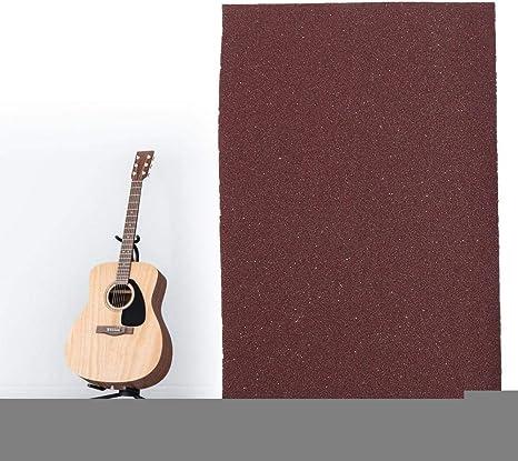 Bnineteenteam Papel de Lija de 9 Piezas para Guitarra acústica ...