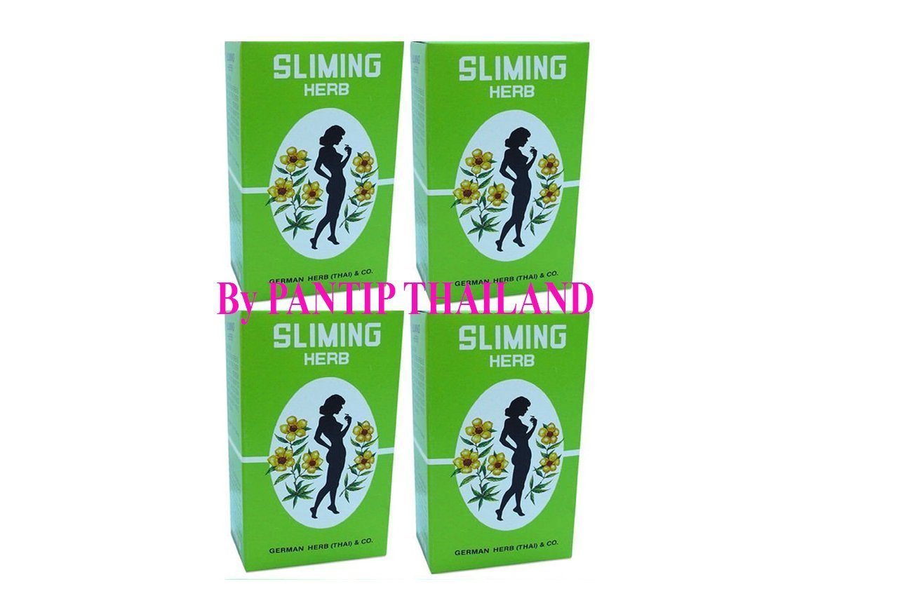 """""""Best Seller thailand"""" 200 Tea Bags German Herb Slimming Fit Sliming Weight Reduction Detox Laxative"""