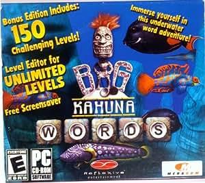 Big Kahuna Words - Game - PC CD-ROM
