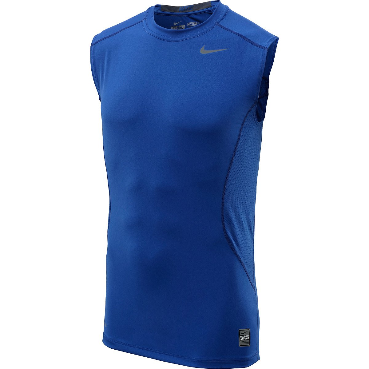 eb50aabb Nike Core Fitted Sleeveless Top 2.0 Mens Style: 449786-495 Size: XXL:  Amazon.ca: Clothing & Accessories