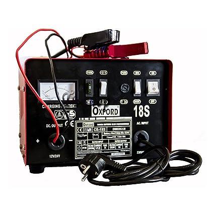 Oxford - Cargador de batería de 12 / 24 V, para uso ...