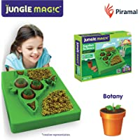 Jungle Magic Garden Sciencz Experimental Educational Game (Green)