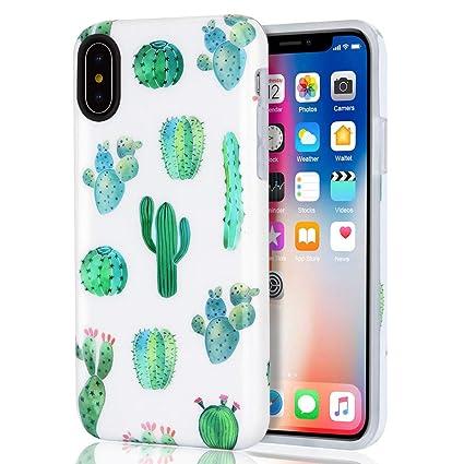 cactus iphone xs case