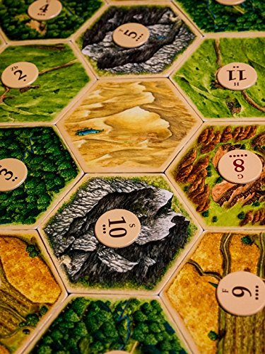 graphic regarding Settlers of Catan Printable titled : Property Comforts Laminated Poster Match Board Video game