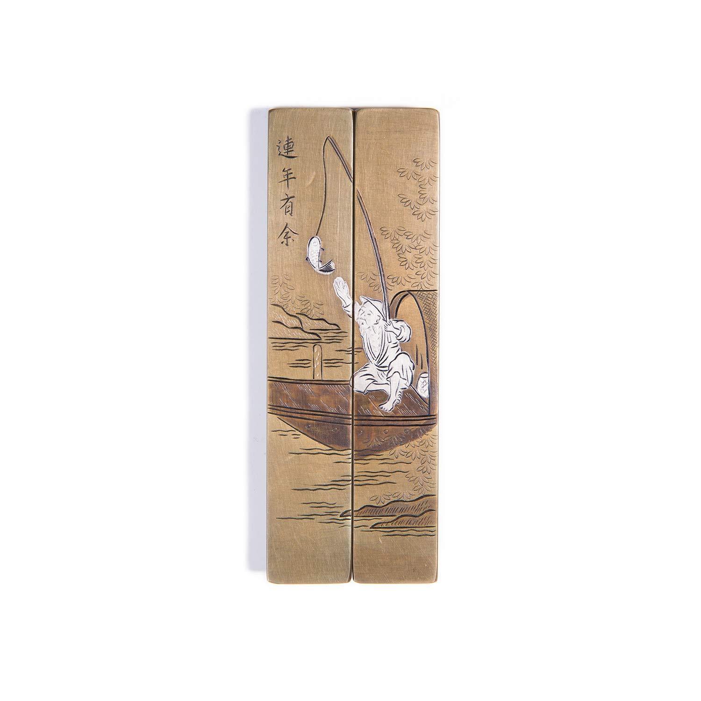 連年有餘 Chinese Handmade Paperweight by Project V.O.C. | PPW05 by Project V.O.C.