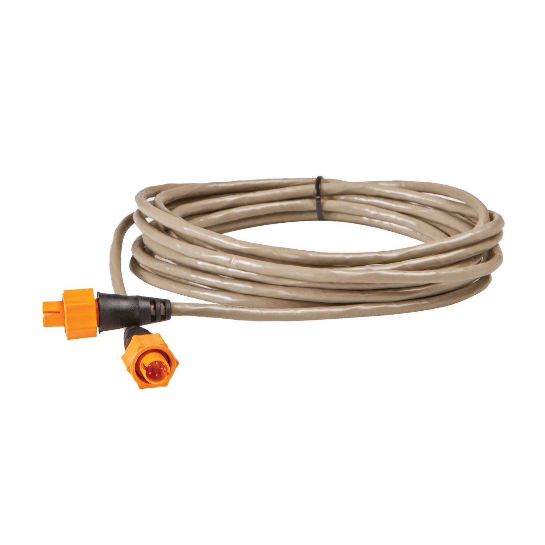Amazon com: Lowrance 25 Ft Ethernet Cable Ethext-25Yl: Industrial