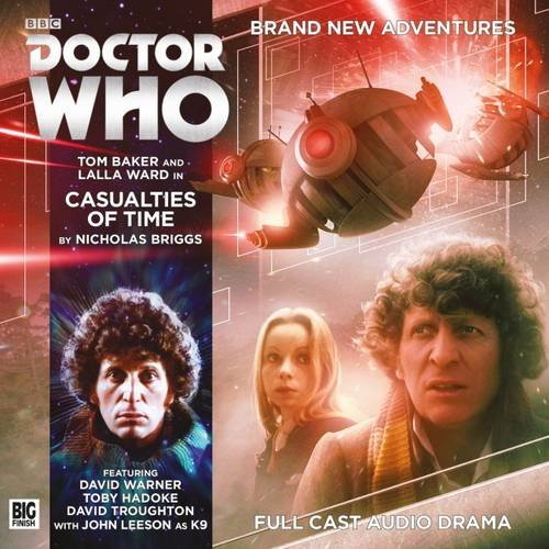 Casualties of Time (Doctor Who - The Fourth Doctor)
