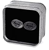 Superman gemelos - levantado esmalte