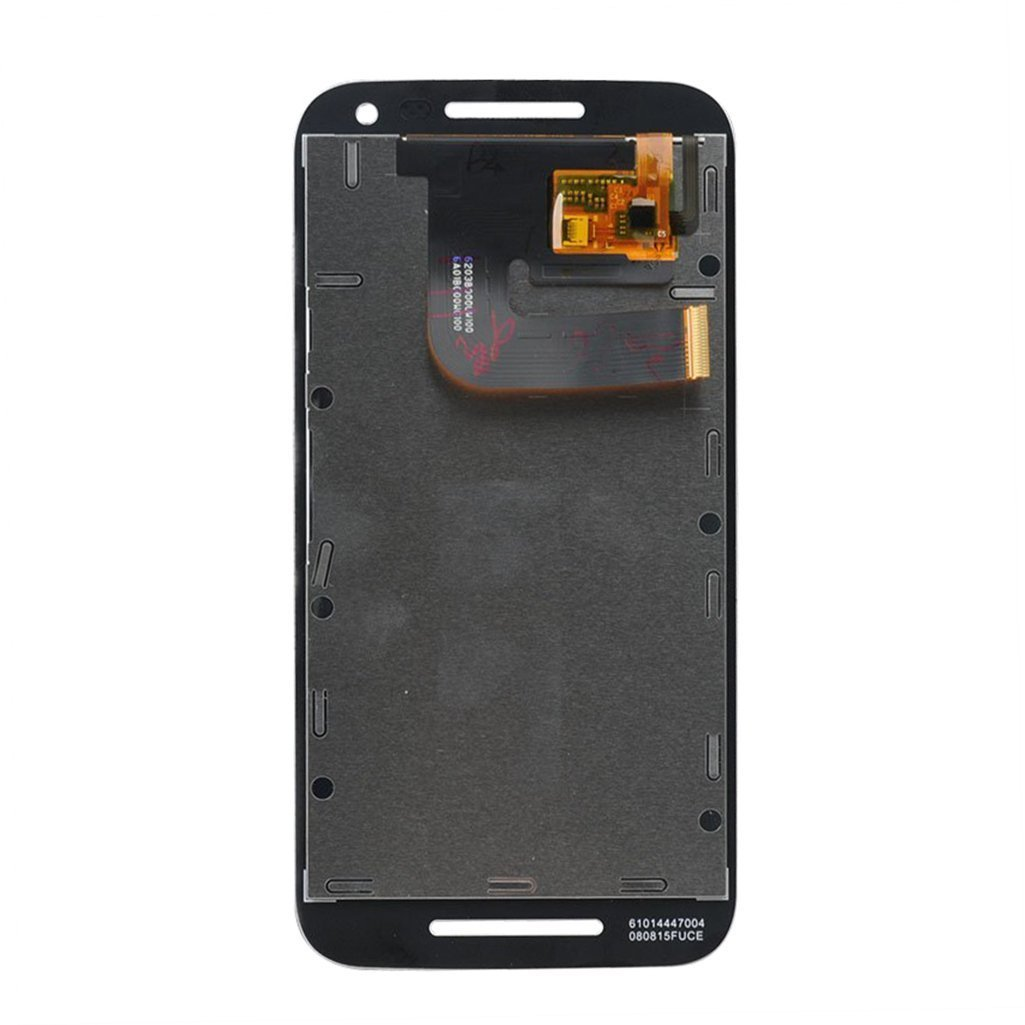 LSHtech LCD Display Touch Screen Digitizer Assembly for Motorola MOTO G 3rd Gen 2015 G3 (Black)