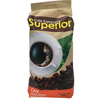 Cafe Superior Arabica Dark grounded Coffee, Gourmet Single Origin Blend | Sourced from Honduras |