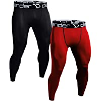 Defender Thermal Compression Pants Men Under Jerseys Legging Shorts Tights