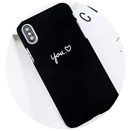 Amazon.com: Carcasa para iPhone X 8, 7, 6, 6S, Plus, 5, 5S ...