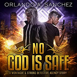 No God Is Safe Audiobook