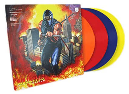 Ninja Gaiden The Definitive Soundtrack Vol. 1+2 vinyl ...
