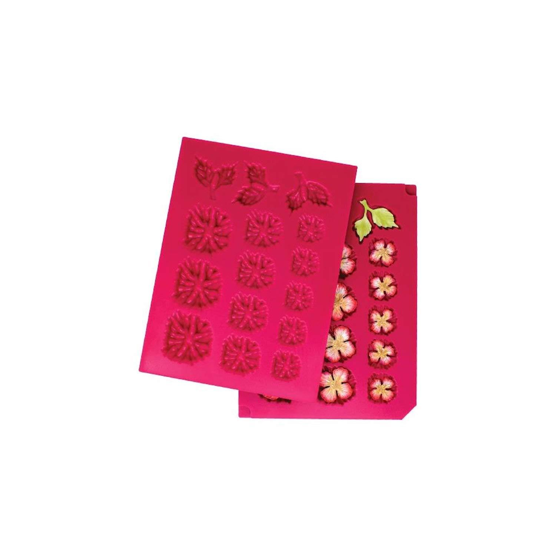Heartfelt Creations 3D Shaping Mold, 3D Blossoms, HCFB1-469 Spellbiders HCFB1 - 466