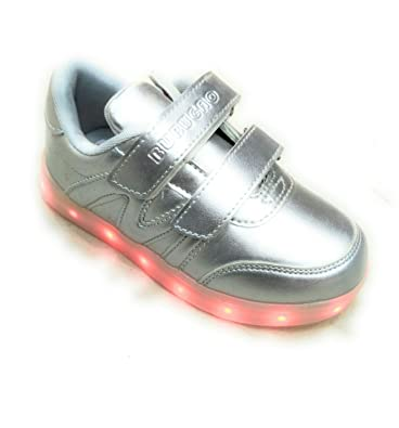 KIDS LED LIGHT CHARGING SHOES (34)  Buy Online at Low Prices in ... f924d33cf84e