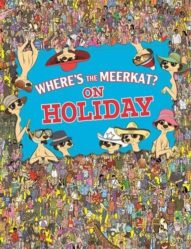 Where's The Meerkat? On Holiday ebook