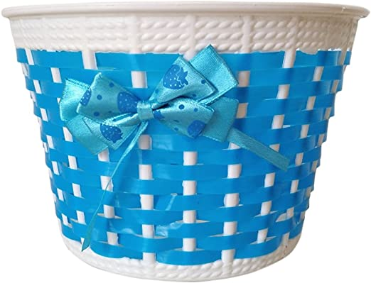 Da. WA bicicleta cesta de flores cesta de mimbre cesta bicicleta ...