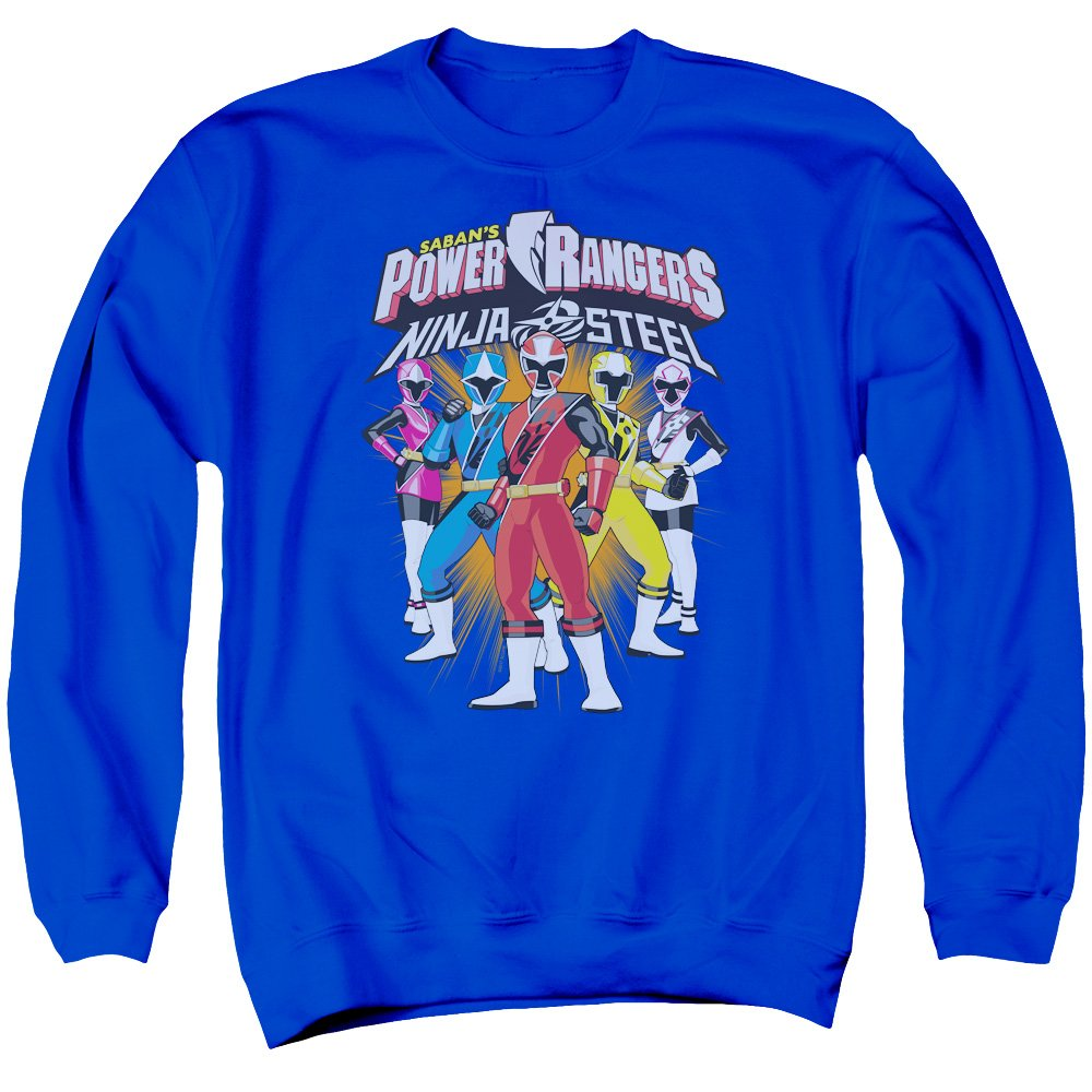 Power Rangers - - Herren Team Lineup Sweater