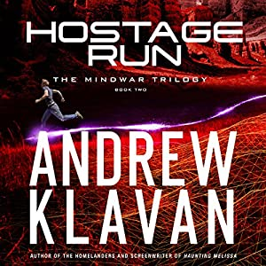 Hostage Run Audiobook