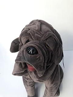 Fluffy Plush Hagrid S Pet The Three Headed Dog 14 Harry Potter With