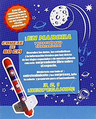 Cohete (+ Cohete Inflable) (Creative Boxsets): Amazon.es: Vv.Aa ...