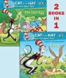 Thump!/The Lost Egg (Cat in the Hat/Seuss), Tish Rabe, 0307980634