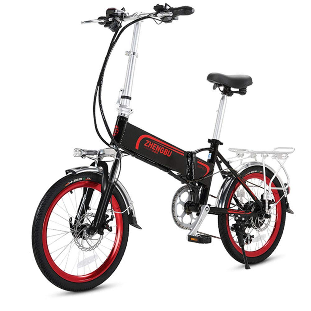 ZBB Bicicleta eléctrica Bicicleta de montaña eléctrica ...