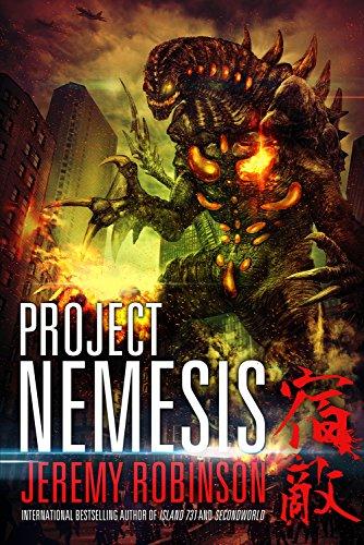 Project Nemesis Kaiju Thriller Saga ebook