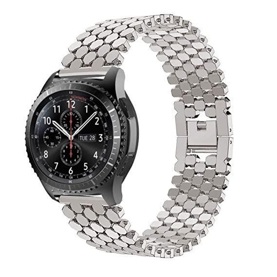Amazon.com: Senter for Gear S3 Frontier Band,Quick Release ...