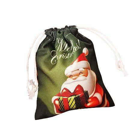 Dasongff - Bolsa de regalo para Navidad o cumpleaños ...