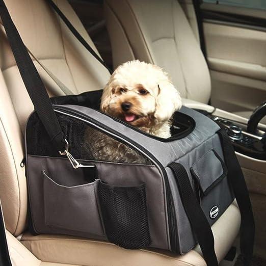 Desconocido Prime gamuza de Oxford Pet para coche de asiento ...