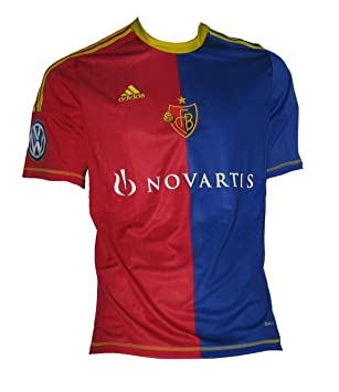 39657ad5f FC Basel Shirt Home 2012 13 Adidas Size S  Amazon.co.uk  Sports ...