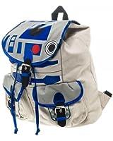 Star Wars Artoo-Detoo R2D2 Knapsack Bag Backpack