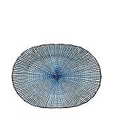 Oval Sendan Tokusa Plate