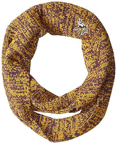 - OTS NFL Minnesota Vikings Female Kailey Scarf, Purple, Women's