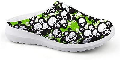 Chaussures d'été tête de mort 2