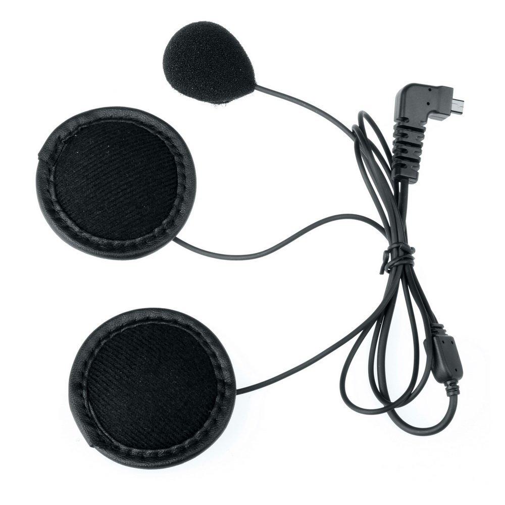 Amazon.com: Qinaurora Microphone Soft Cable Earphone Suit for BT-S2 Motorcycle Helmet Intercom Headset: Cell Phones & Accessories