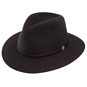f23082a1ce7 Stetson TWCMWL-8824 Cromwell Hat at Amazon Men s Clothing store