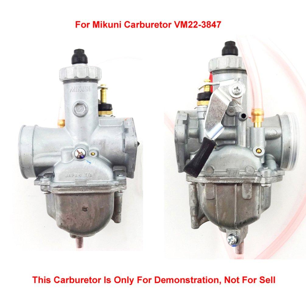 xljoy Carb flotador bol junta de goma junta para carburador ...