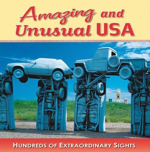 Amazing and Unusual USA (Hardcover)