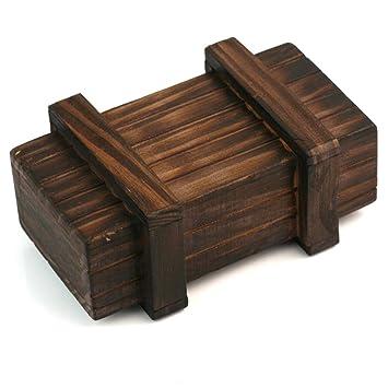 Secret Box Denkspiel Geduldspiel Knobelspiel