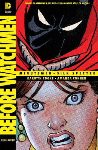 Before Watchmen: Minutemen/Silk Spectre -