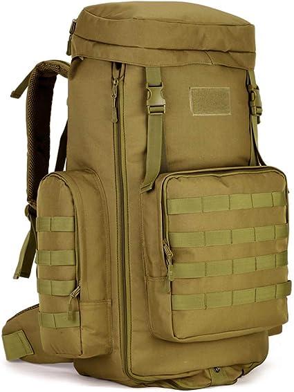 Militaire Sac /à Dos de randonn/ée Combat Molle Sac /à Dos de Trekking 60 L YUHAN Sac /à Dos Tactique Militaire