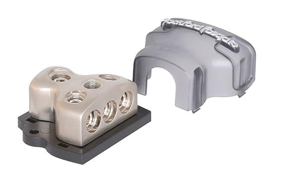 Rockford RFD4 Divisor de señal para Cable coaxial Gris Cable Divisor ...