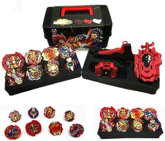 Beyblade Burst Starter 4D Bayblade Metal Spielzeug Launcher für Kinder Geschenk