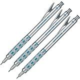 Pentel Graphgear 1000 Drafting Pencil PG1017 0.7mm (Set of 3 Pens)